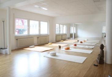Yogaraum Heidenheim